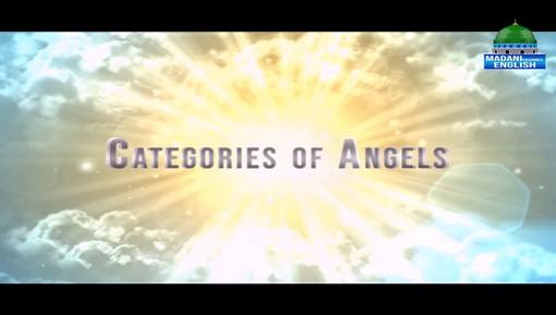 Categories Of Angels