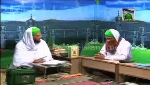 Madani Inqilab(Ep:06) - Madani Inamaat - Haji Zam Zam Attari