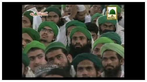 Madani Tassurat - Jigar Gosha e Mufti e Azam Pakistan, Mufakir e Islam, Moutameem e Jamia Hajveria, Hazrat Maulana Badruz Zamman Qadiri Sahib دامت برکاتہم العالیہ (Pakistan)