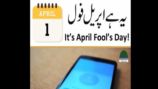 WhatsApp Status - Yeh Hai April Fool - English Subtitled