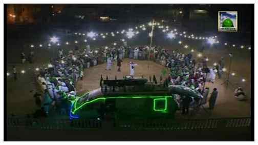 Jashan e Wiladat Aur OB Van(Ep:05) - Drig Colony - Karachi
