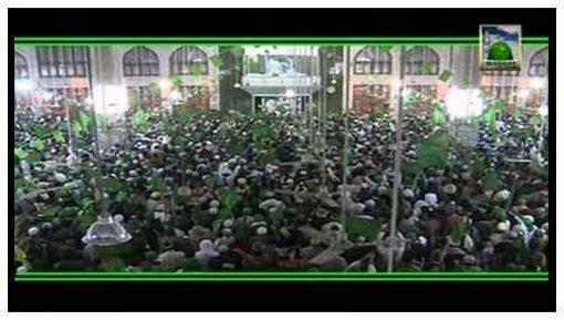 Ijtima e Milad - Subh e Baharan(1434-2013) - Special Moments 2
