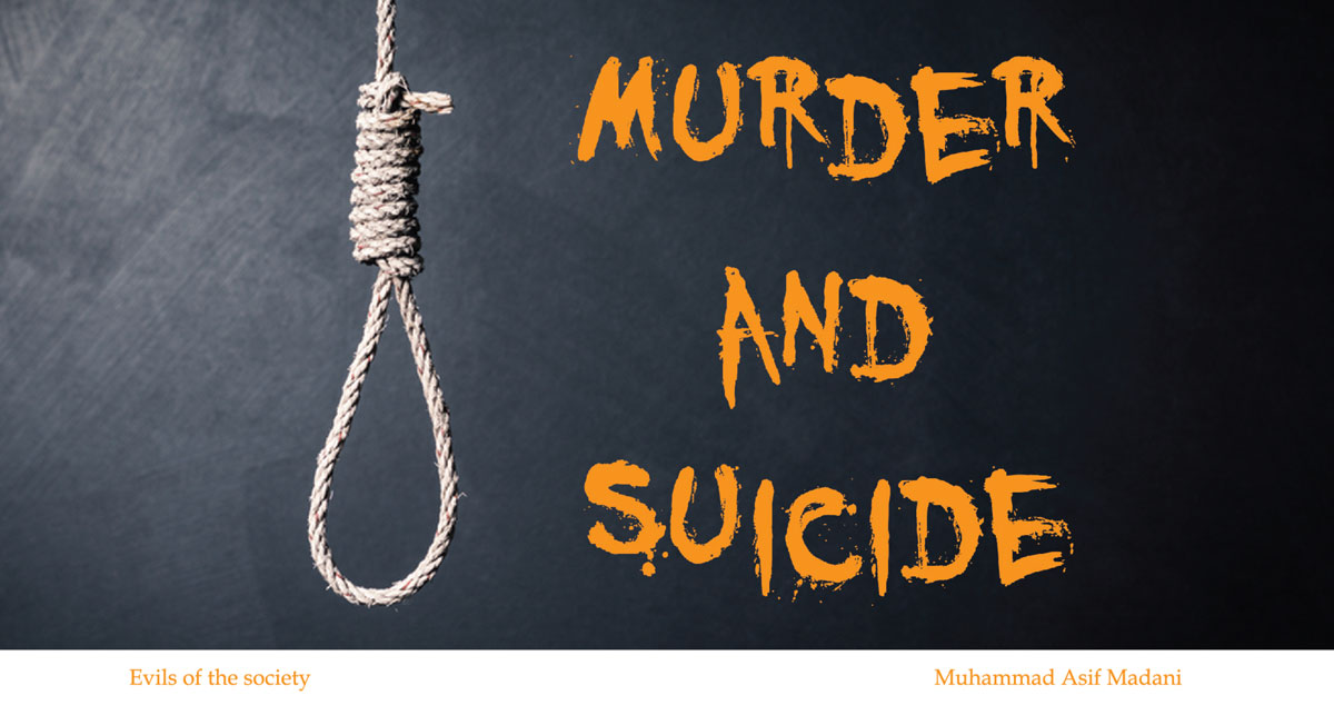 Murder and suicide