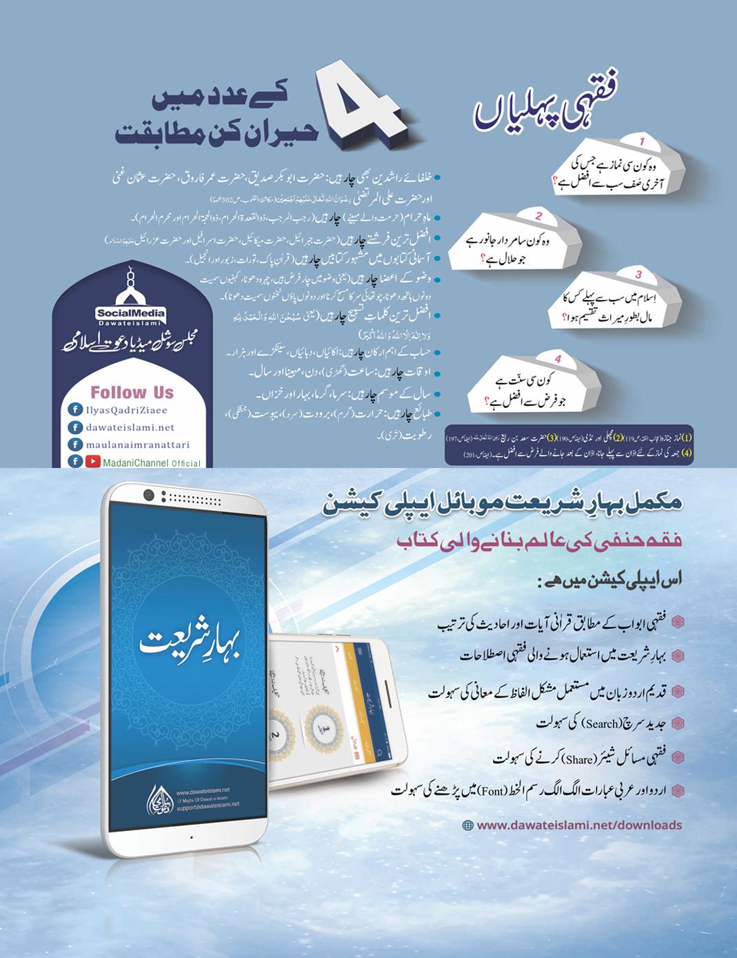 مجلس سوشل میڈیا دعوت اسلامی