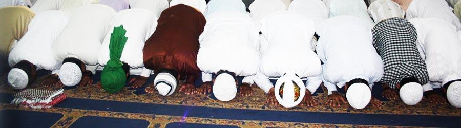 نماز کے مستحبات