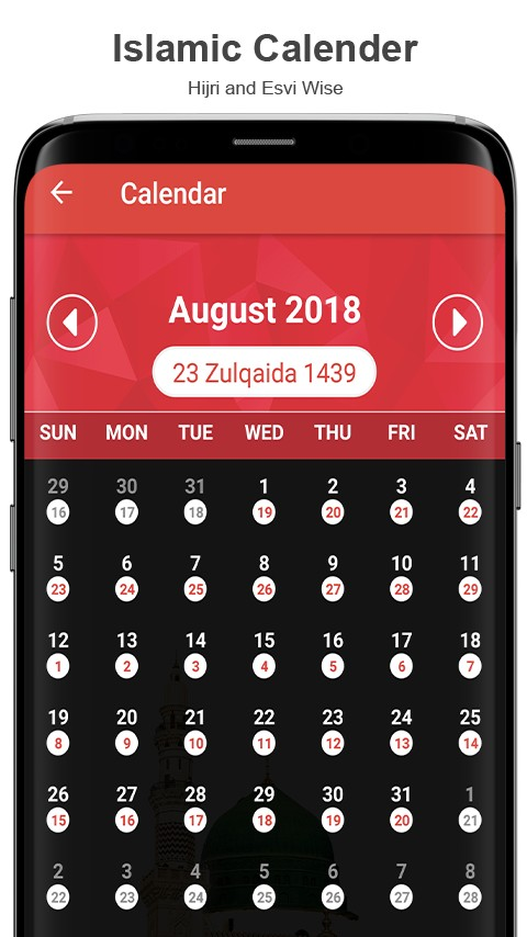 Prayer Times, Azan & Qibla Direction App - iPhone & Android