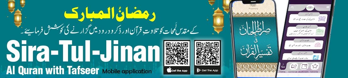 Sira Tul Jinan Al Quran With Tafseer Mobile Application
