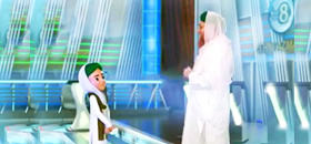Animated Madani Khaka in Bangla