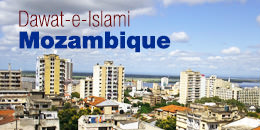7-days Faizan-e-Namaz Course in Mozambique