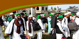 Pray of Ameer-e-Ahlesunnat
