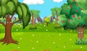 قصة شجرة التفاح والنيم