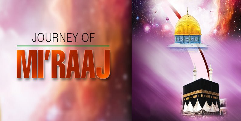 Journey of Mi'raaj