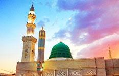 Blessed lifestyles of Beloved Prophet صلی اللہ تعالی علیہ وسلم
