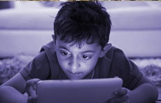 Mobile and the Delicate Eyes of Children