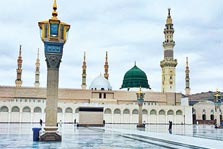 Visiting Madinah