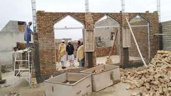 Khuddam-ul-Masajid (Construction of Masajid)